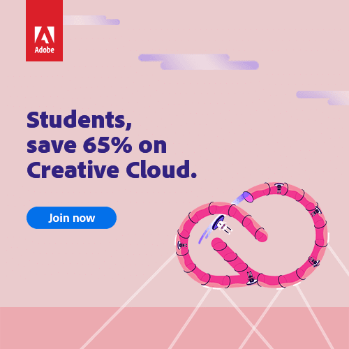 Adobe Student Discount